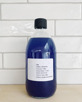 Ube - 500ml Bottled Cocktail