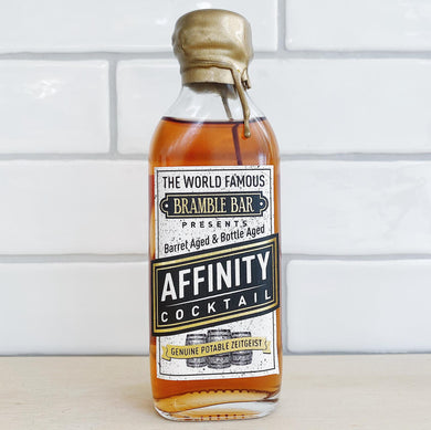 Aged Affinity Cocktail 10cl