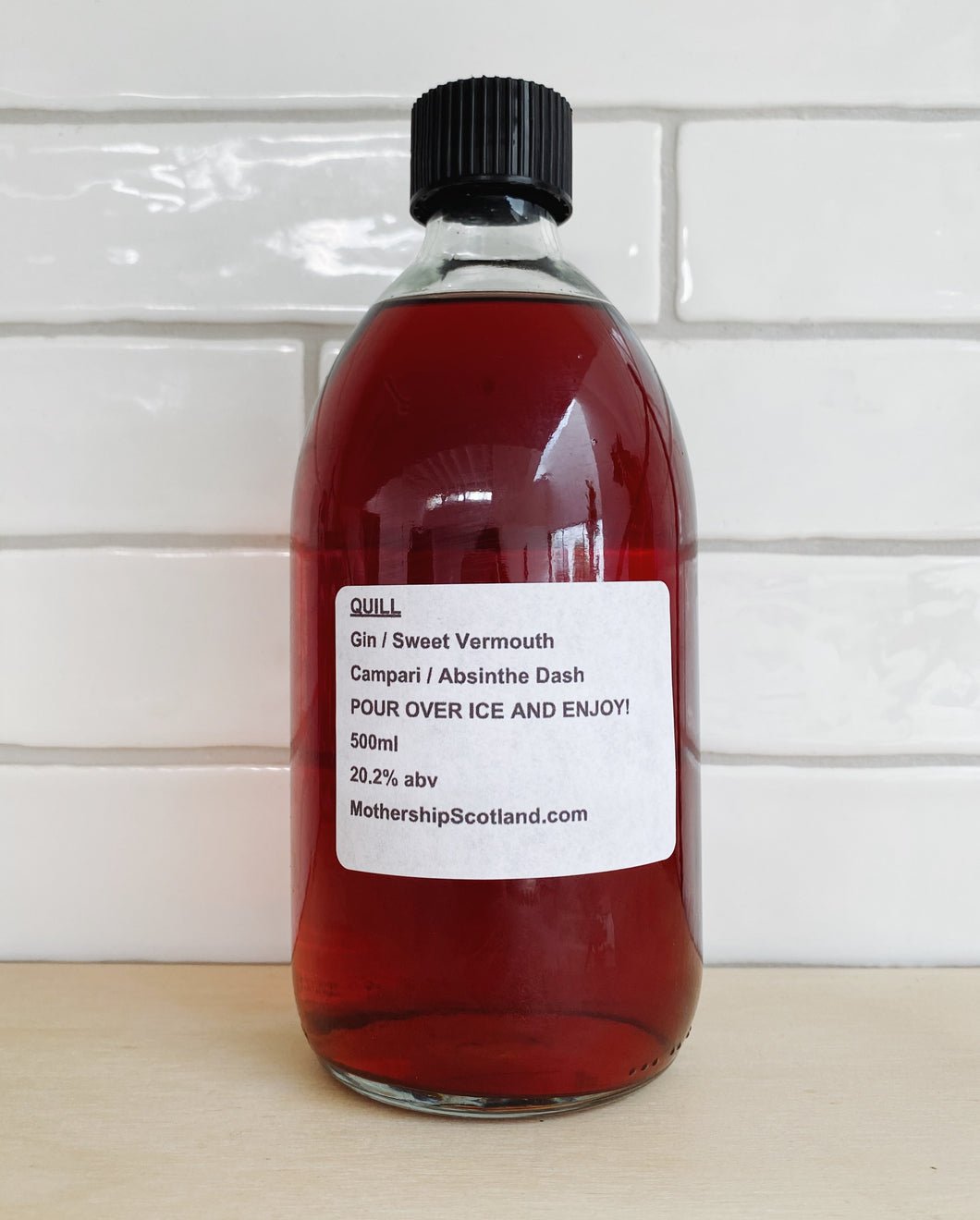 Quill - 500ml Bottled Cocktail