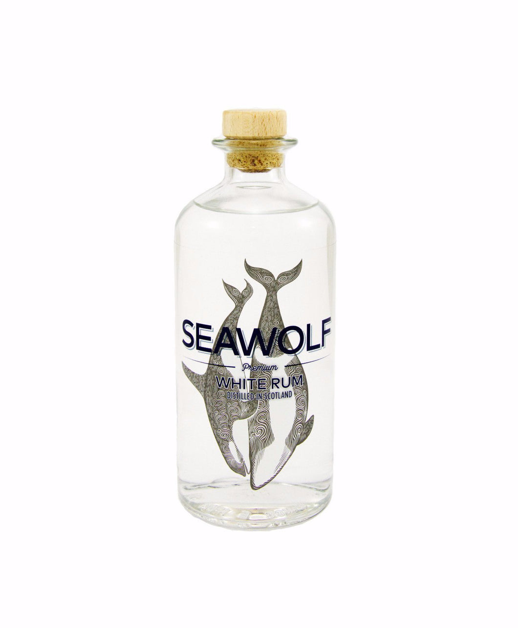 SeaWolf Rum - NEW 70cl Bottle