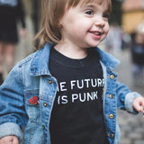 The Future Is Punk Baby Shirt - Punky Moms