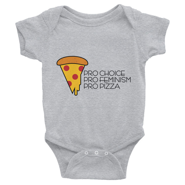 PRO PIZZA Infant Onesie Bodysuit (6M-24M)