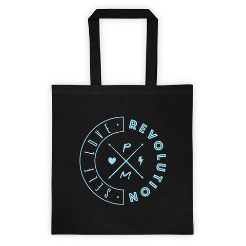 Self Love Revolution Tote Bag - Self Care By Punky Moms