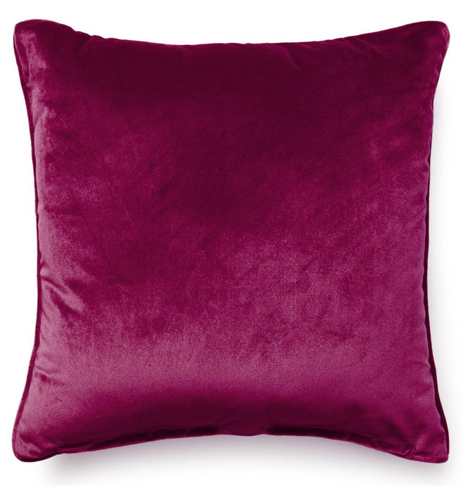 Velvet Cushion - 118-Velvet Cushion-Rugs 4 Less