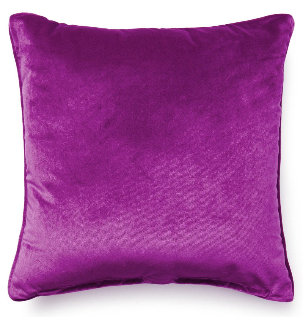 Velvet Cushion - 126-Velvet Cushion-Rugs 4 Less