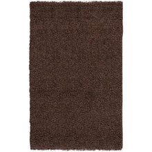Astro Brown Shag Rug 160x230cm-Shag Rug-Rugs 4 Less
