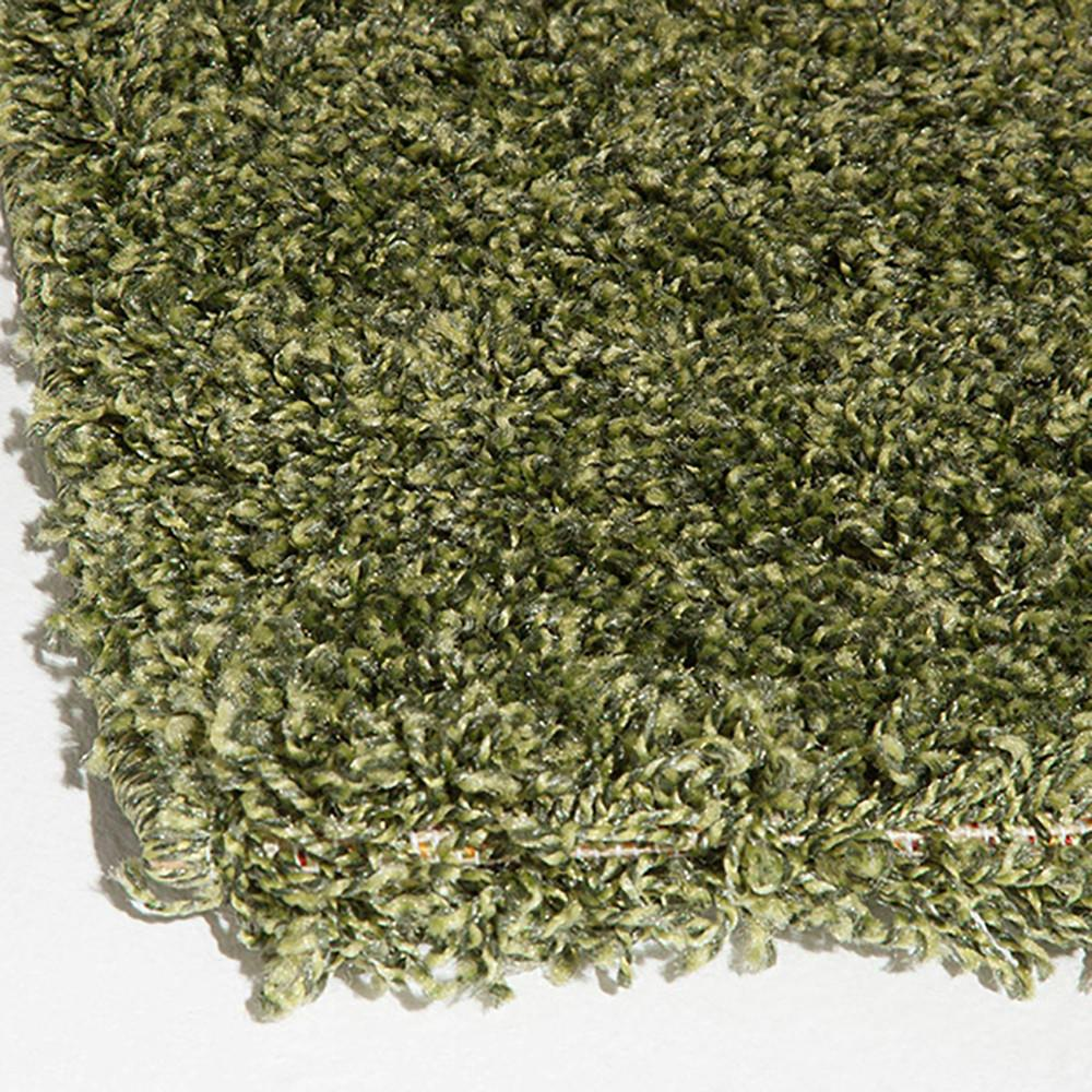 Astro Green Large Shag Mat 70x130cm-Large Shag Mat-Rugs 4 Less