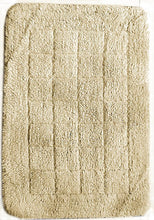 Cotton Bath Mat Ivory-Bath Mat-Rugs 4 Less