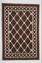 DM40 Ozzie Hallway Runner Brown 67cm x 294cm