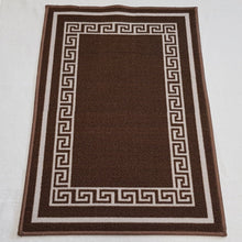DM50 Ozzie Hallway Runner Brown 67cm x 180cm