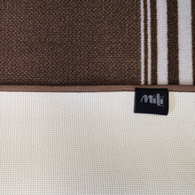 DM60 Ozzie Kitchen Mat Brown 57cm x 110cm