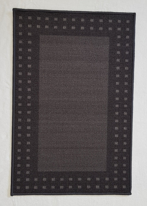 DM70 Ozzie Large Door Mat Grey 57cm x 95cm