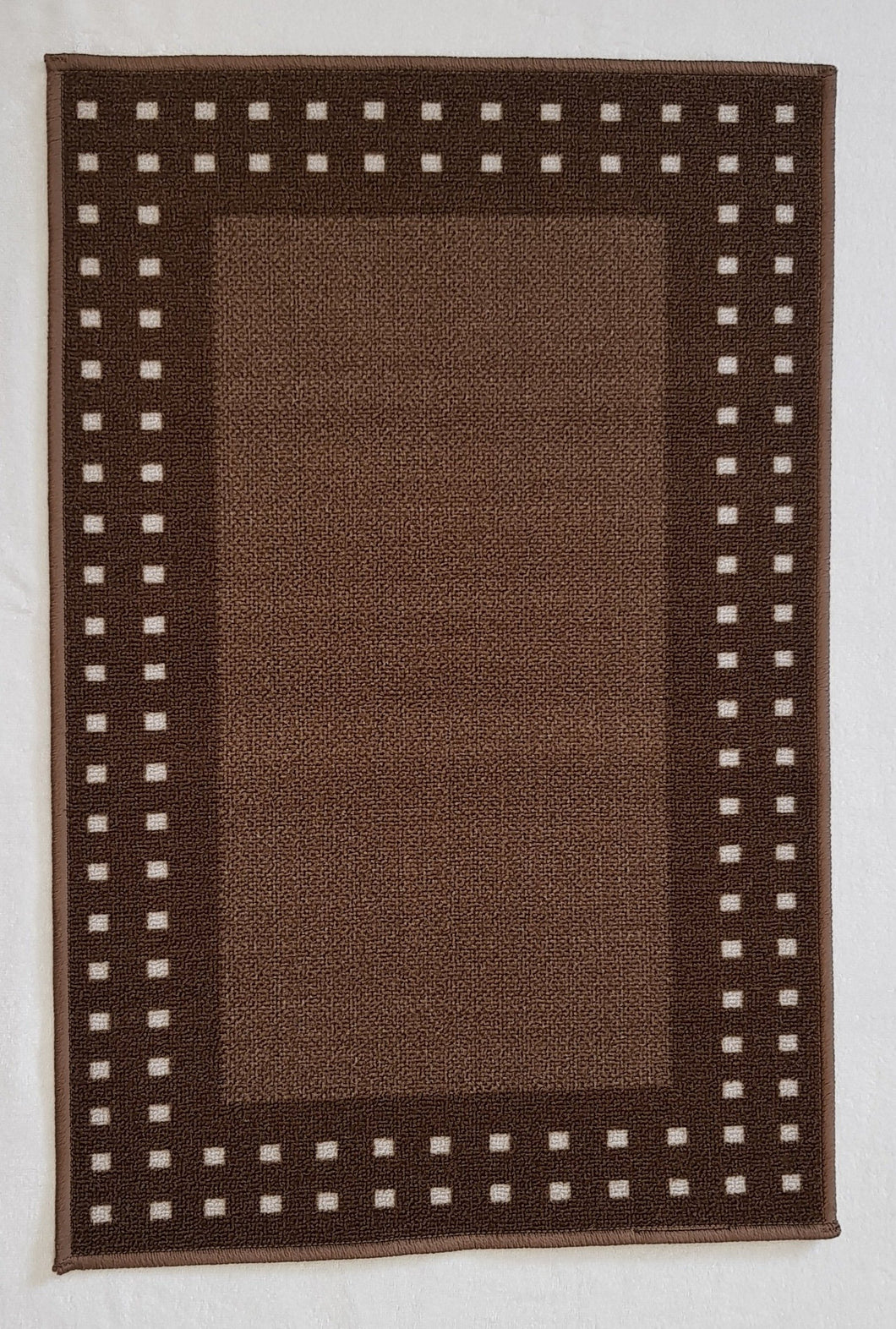 DM70 Ozzie Door Mat Brown 50cm x 75cm