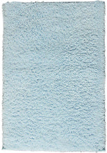Drylon Large Bath Mat Blue Frost-Large Bath Mat-Rugs 4 Less