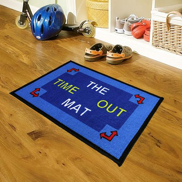 Time Out Mat-Theme Mat-Rugs 4 Less