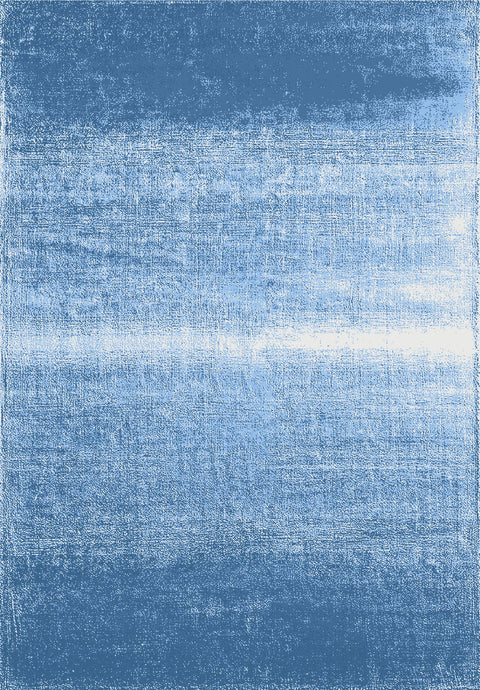Metro 601 Small Rug in Blue Colour | Cheap Small Rug Brisbane
