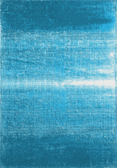 Metro 602 Small Rug in Blue Colour | Cheap Small Rug Brisbane