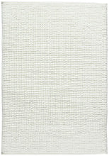 Toggle Bath Mat White-Bath Mat-Rugs 4 Less