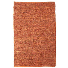 Morocco Jute Rug Orange 160x230cm-Jute Rug-Rugs 4 Less