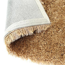 Pluto Biscuit Small Shag Rug 110x160cm-Small Shag Rug-Rugs 4 Less
