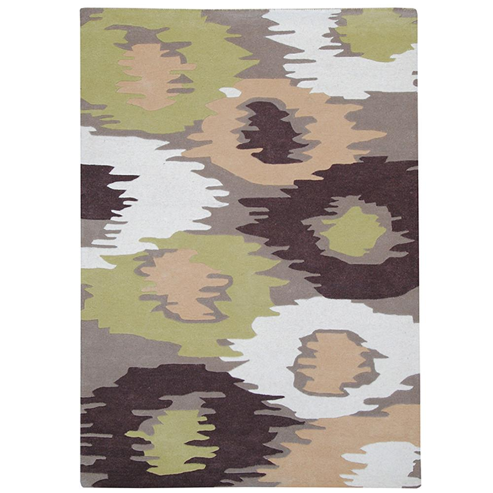 Province Wool Rug Clouds 160x230cm-Wool Rug-Rugs 4 Less