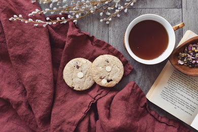 Cranberry & White Chocolate Lactation cookies - LIMITED EDITION