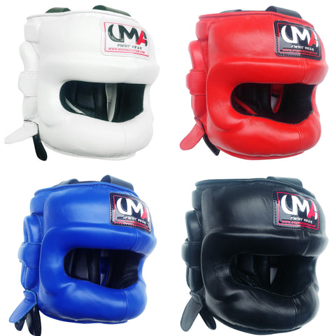 UMA R-81 Facesaver Headgear - UMA Fight Gear