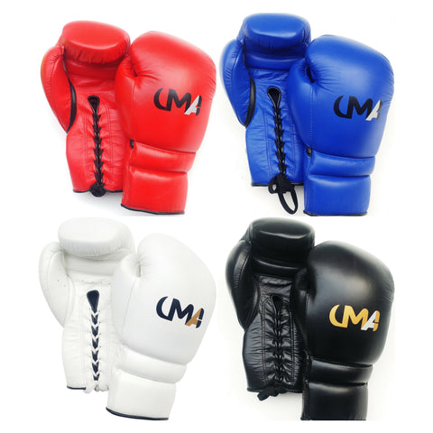 UMA RT-41 Boxing Gloves - Laces - UMA Fight Gear