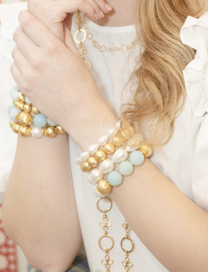 Betty Bracelet, mother of pearl