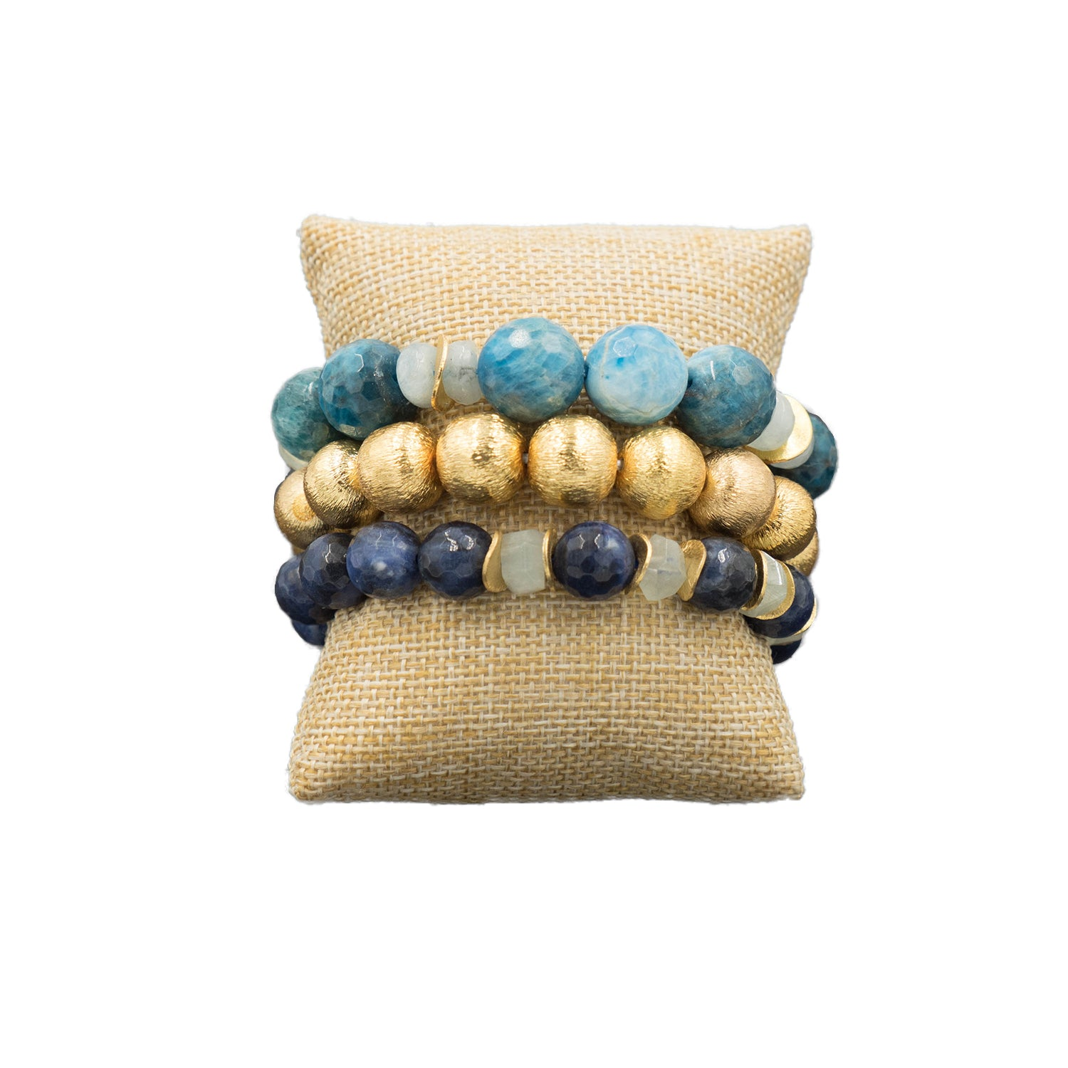 Alicia Wood Lifestyle Bracelet Stack