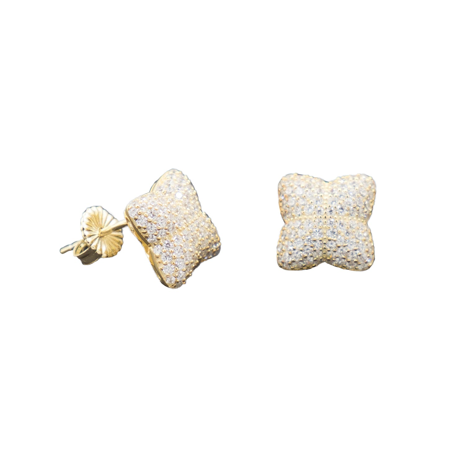 Alicia Earring, Gold