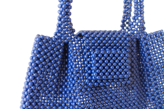 Elizabeth Handbag Mini, Navy