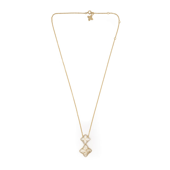 Alicia Graduated Necklace, Gold