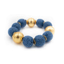 Addison Bracelet, Blue
