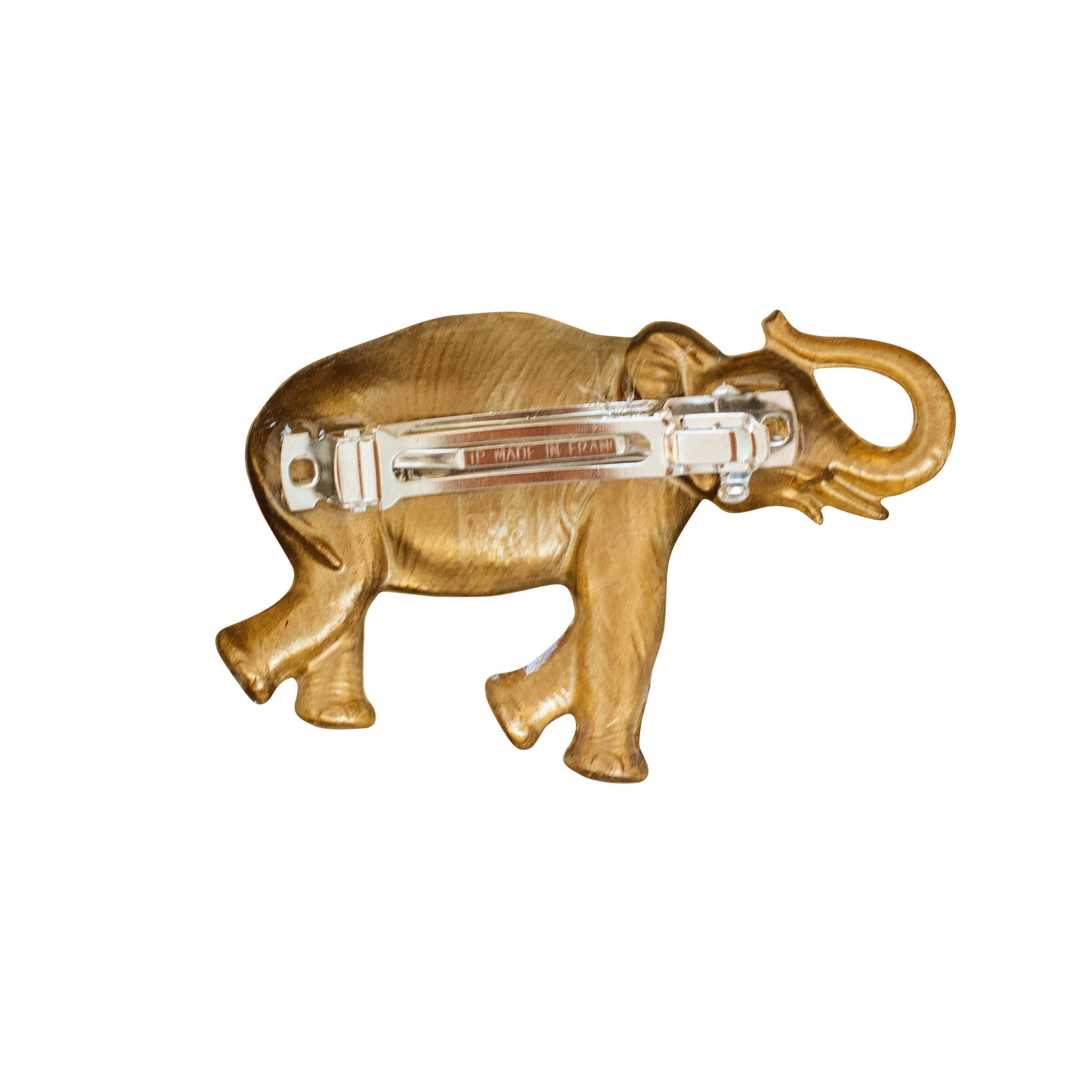 Party Animal Barrette, Elephant