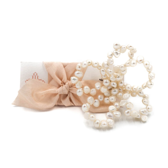 Maggie Hair Pin, Freshwater Pearl