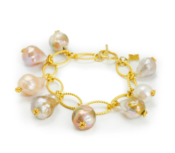 Tracy Bracelet, Rose Baroque
