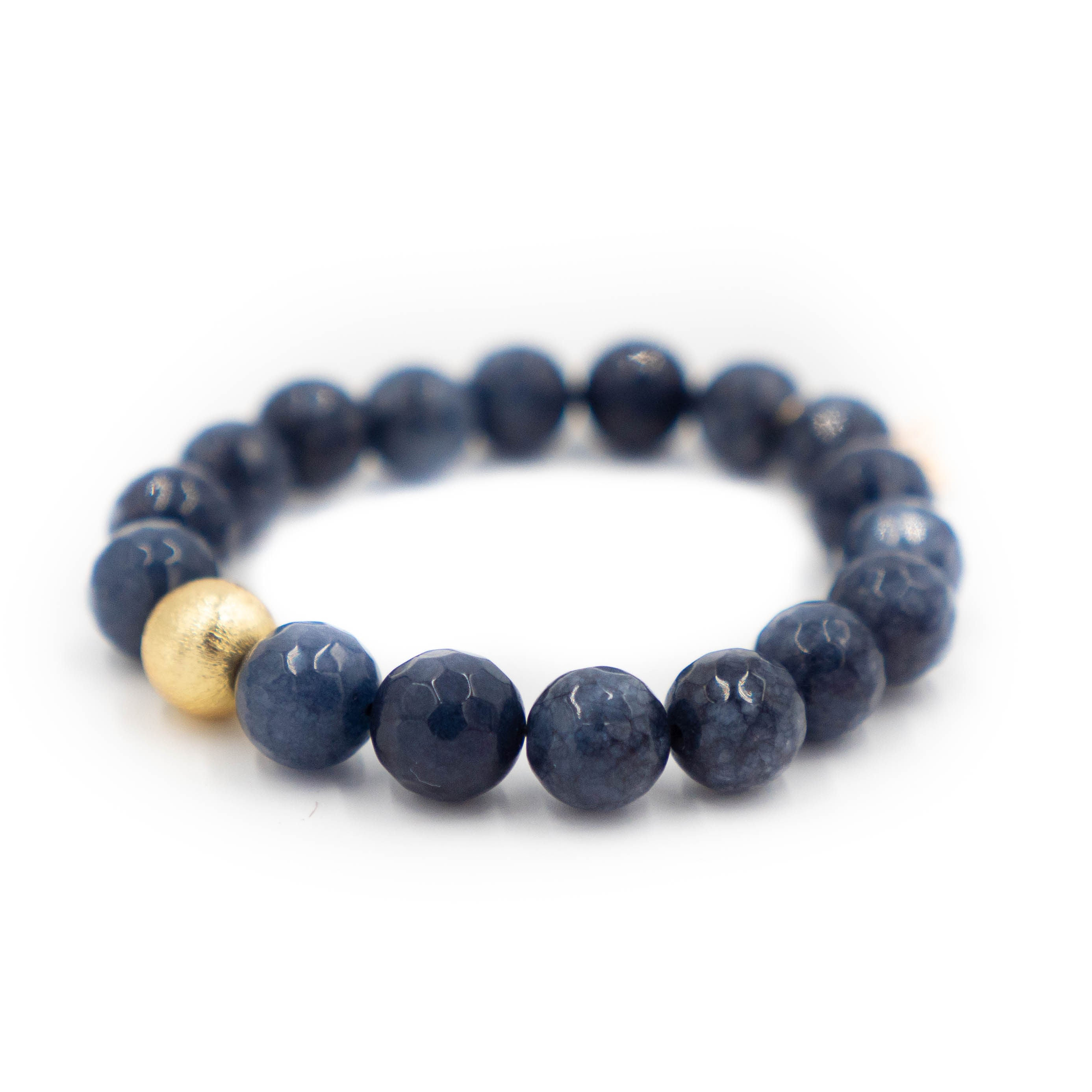 Brooke Bracelet, Midnight Blue