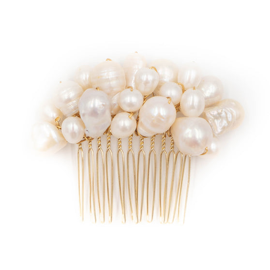 Eileen Comb, Round Pearl