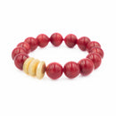 Sheldon Bracelet, Red