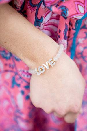 Sue Sartor LOVE Bracelet