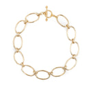 Jess Necklace, Gold