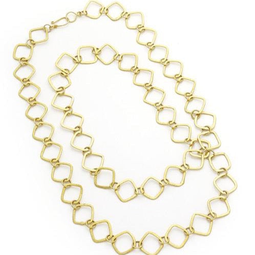 Clarise Necklace, Diamond