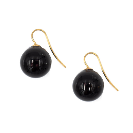 Natalie Earring, Black