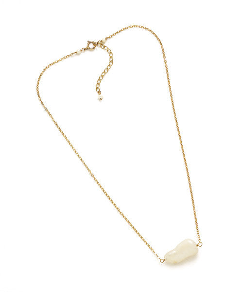 Virginia Necklace, Gold
