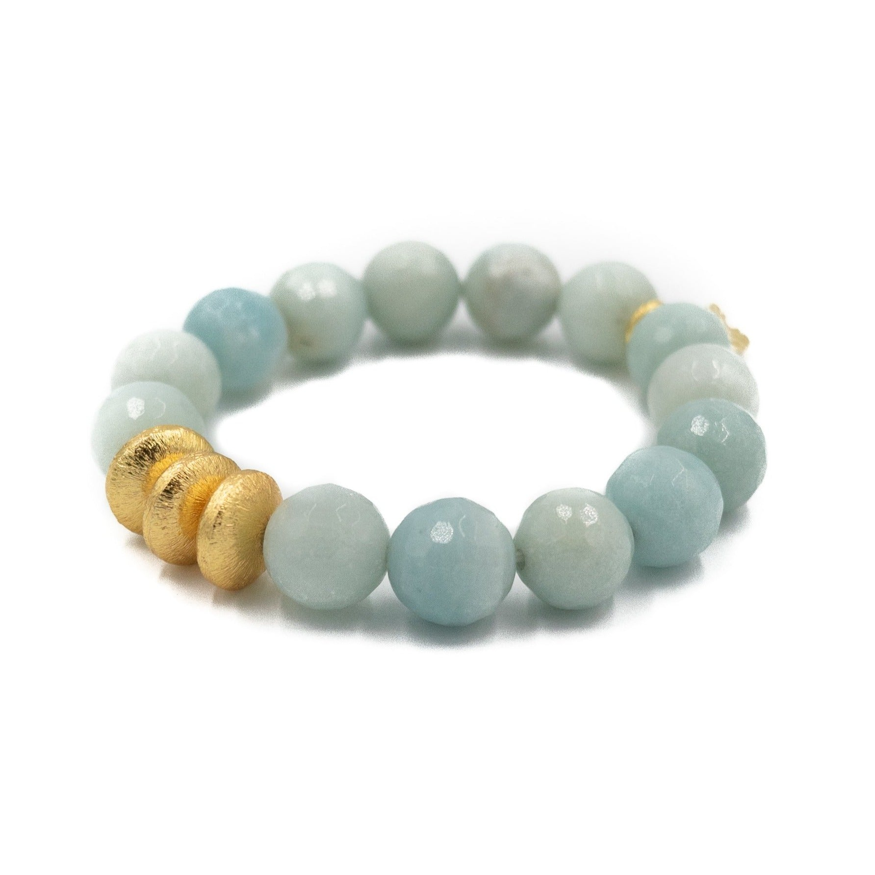Sheldon Bracelet, Amazonite