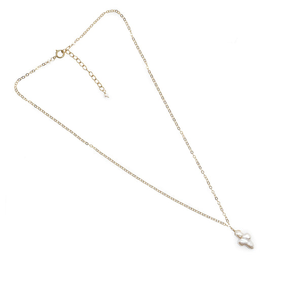 Caroline Necklace, Gold