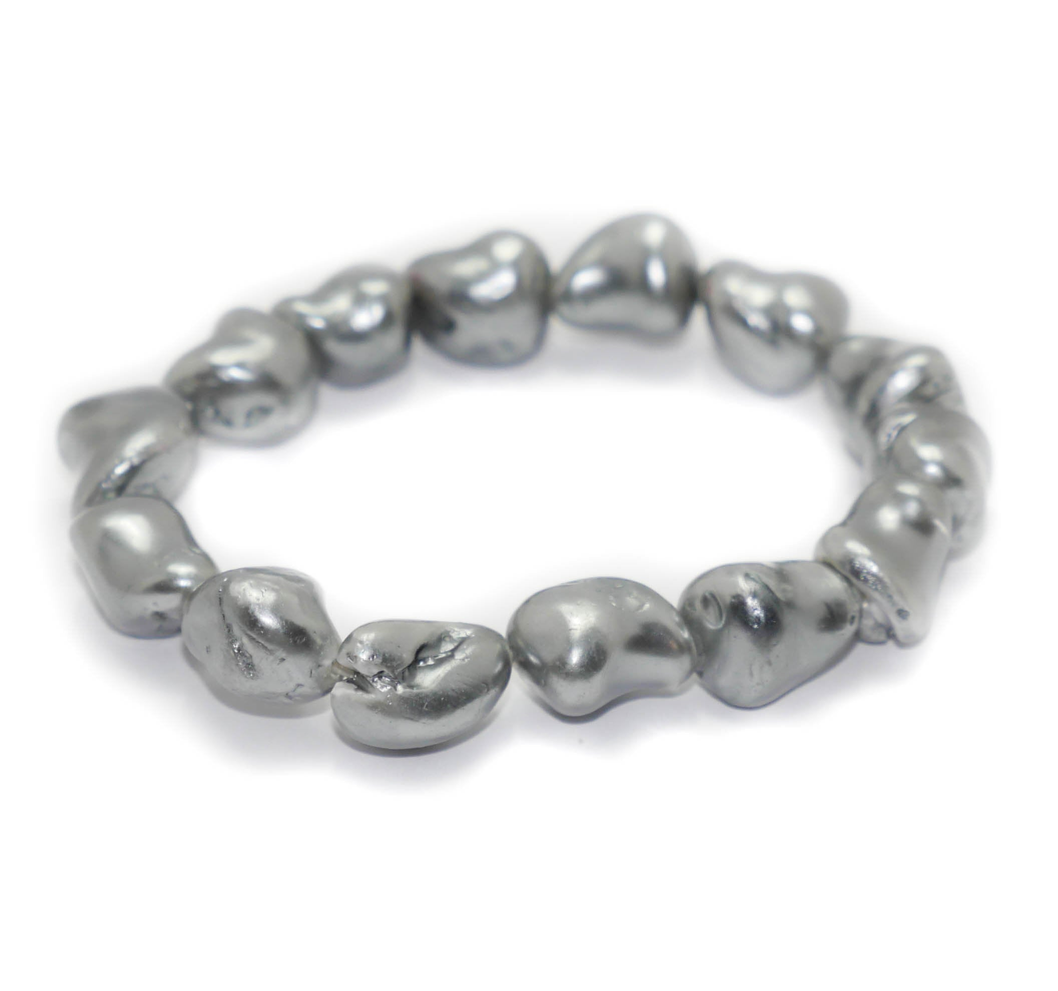 Minnie Bracelet, Gray