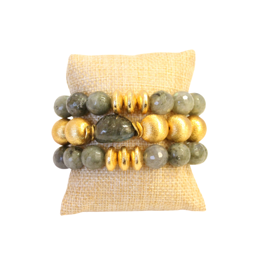 Holly Bracelet Stack