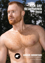 SIGNED CALENDAR + VIDEO BUNDLE: Rick Day Seth Fornea: Ginger Mountain 2018 Calendar Limited Edition